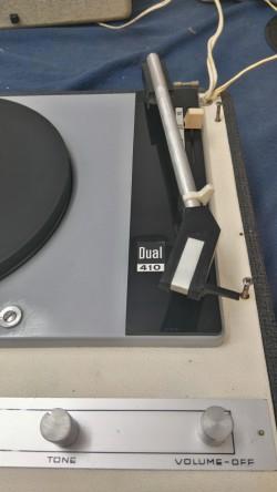 Reparación tocadiscos