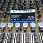Reparación mezcladores en Palma de Mallorca