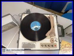 Reparacion tocadiscos