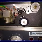 Rodillo presión Revox