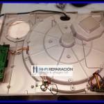 Cambio pitch control Technics Sl-1200